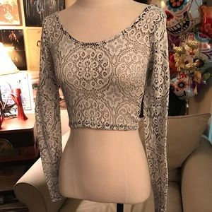 Lovely Day Lace Long Sleeve